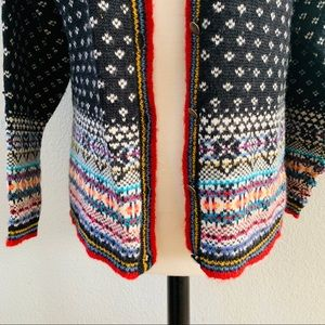 Fair isle cascade cardigan vest free registration online survey jobs without investment